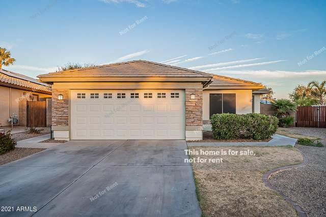 10961 E Catalina Avenue, Mesa, AZ 85208 (MLS #6250222) :: Executive Realty Advisors