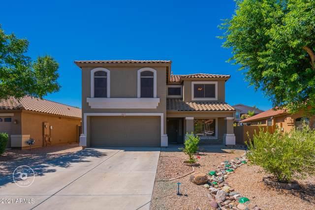16527 W Ironwood Street, Surprise, AZ 85388 (MLS #6250228) :: Yost Realty Group at RE/MAX Casa Grande