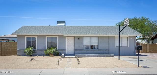 20434 N 17TH Drive, Phoenix, AZ 85027 (MLS #6250230) :: The Garcia Group