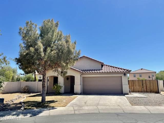 4721 N 92ND Drive, Phoenix, AZ 85037 (MLS #6250234) :: Yost Realty Group at RE/MAX Casa Grande