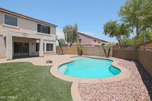3419 S 87TH Drive, Tolleson, AZ 85353 (MLS #6250235) :: Yost Realty Group at RE/MAX Casa Grande