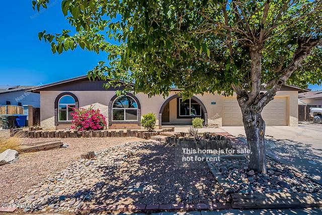 3120 W Julie Drive, Phoenix, AZ 85027 (MLS #6250236) :: The Garcia Group