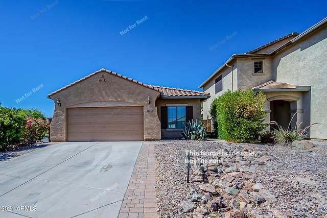 7324 W Candlewood Way, Florence, AZ 85132 (MLS #6250237) :: Executive Realty Advisors