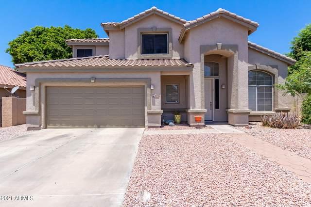 880 N Woodside Drive, Chandler, AZ 85224 (MLS #6250241) :: Yost Realty Group at RE/MAX Casa Grande