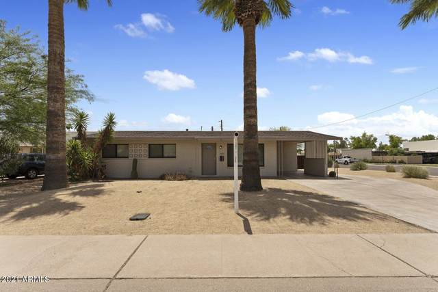 8401 E Rose Lane, Scottsdale, AZ 85250 (MLS #6250242) :: Executive Realty Advisors