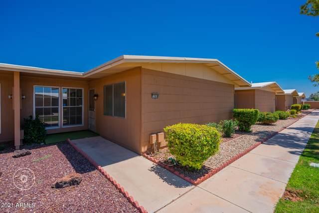 17839 N 99TH Drive, Sun City, AZ 85373 (MLS #6250247) :: Midland Real Estate Alliance