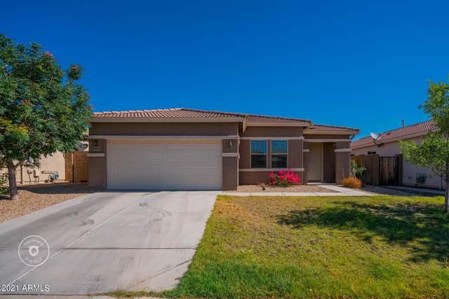 18624 W Carol Avenue, Waddell, AZ 85355 (MLS #6250249) :: Executive Realty Advisors