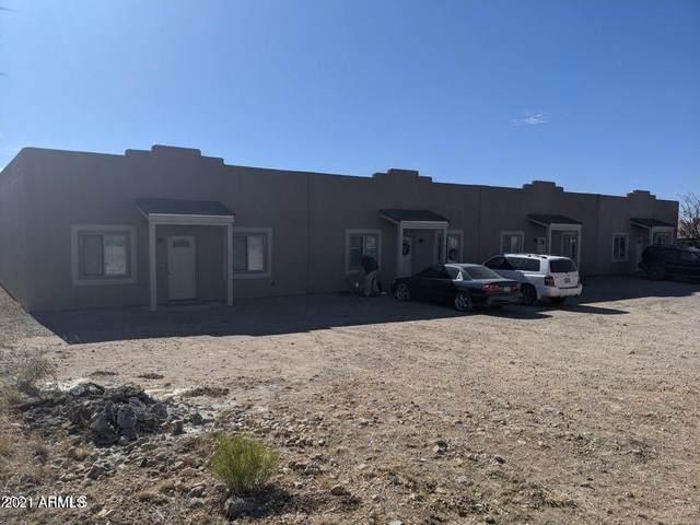 475 Park Place, Bisbee, AZ 85603 (MLS #6250250) :: Executive Realty Advisors