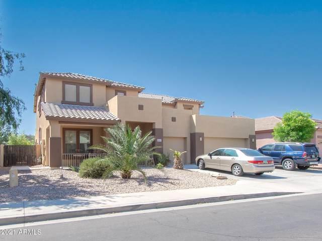 15013 W Windsor Avenue, Goodyear, AZ 85395 (MLS #6250253) :: Yost Realty Group at RE/MAX Casa Grande