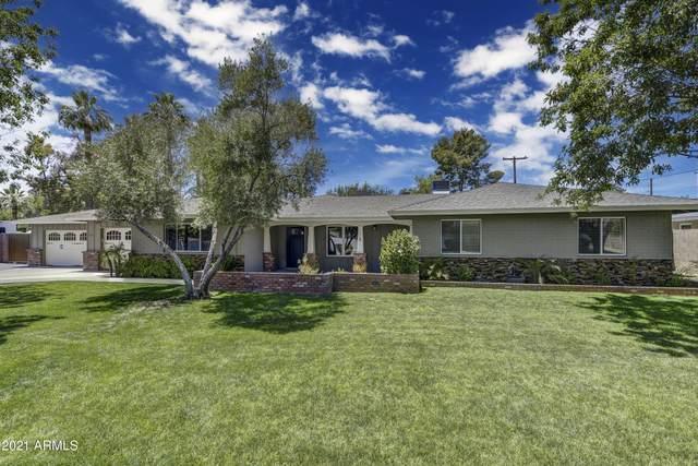 7602 N 14TH Avenue, Phoenix, AZ 85021 (MLS #6250254) :: Executive Realty Advisors