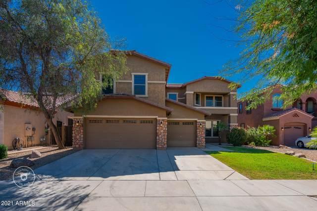 10999 N 159TH Lane, Surprise, AZ 85379 (MLS #6250256) :: Executive Realty Advisors
