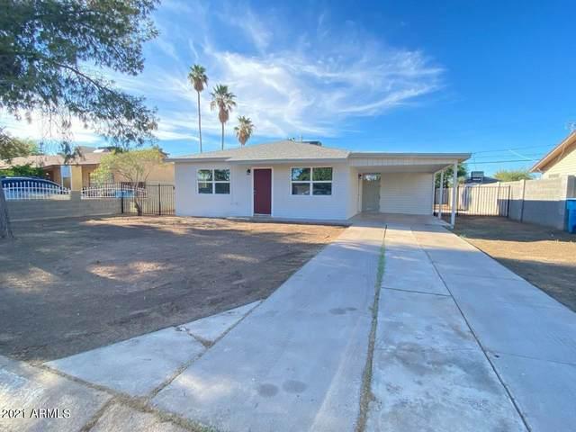 2802 W Cavalier Drive, Phoenix, AZ 85017 (MLS #6250274) :: Executive Realty Advisors