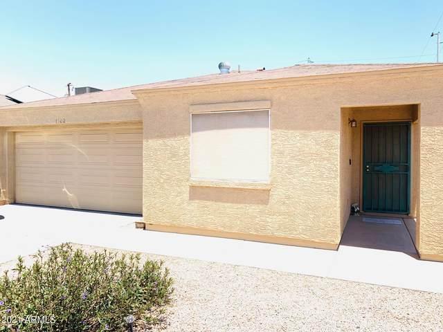 1102 W Cocopah Street, Phoenix, AZ 85007 (MLS #6250280) :: Executive Realty Advisors