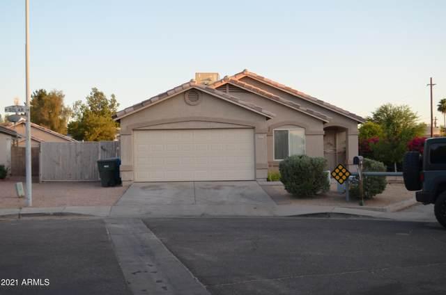 4139 W Solar Drive, Phoenix, AZ 85051 (MLS #6250283) :: Executive Realty Advisors