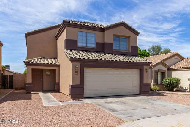 10907 E Clovis Avenue, Mesa, AZ 85208 (MLS #6250285) :: Executive Realty Advisors
