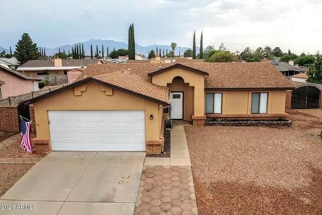 1654 Loma Place, Sierra Vista, AZ 85635 (MLS #6250289) :: The AZ Performance PLUS+ Team
