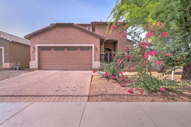 25279 W Pleasant Lane, Buckeye, AZ 85326 (MLS #6250297) :: Keller Williams Realty Phoenix