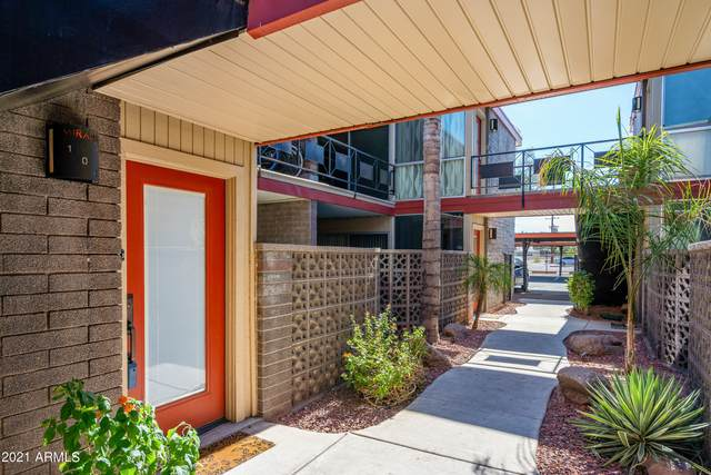 1225 E Medlock Drive #104, Phoenix, AZ 85014 (MLS #6250303) :: Yost Realty Group at RE/MAX Casa Grande