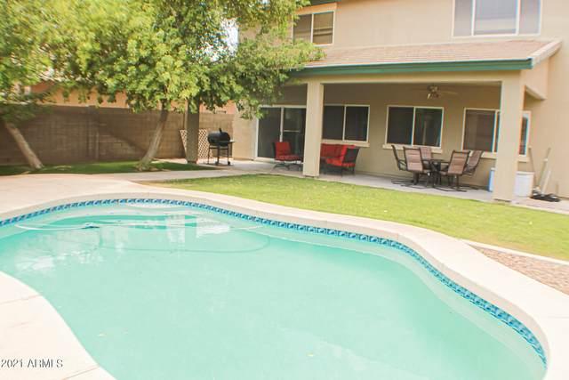 12229 W Monroe Street, Avondale, AZ 85323 (MLS #6250308) :: Executive Realty Advisors