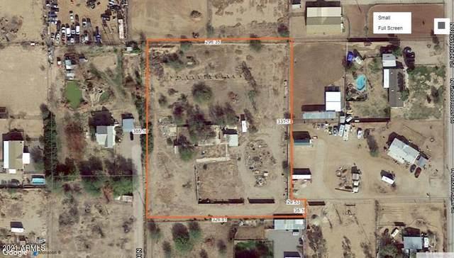 35281 N High Street, San Tan Valley, AZ 85140 (MLS #6250317) :: Fred Delgado Real Estate Group