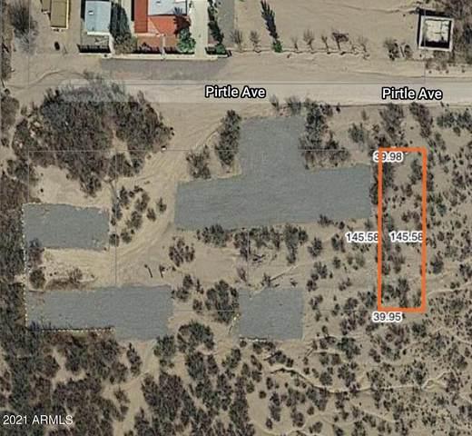 TBD Pirtle Ave, Douglas, AZ 85607 (MLS #6250319) :: Conway Real Estate
