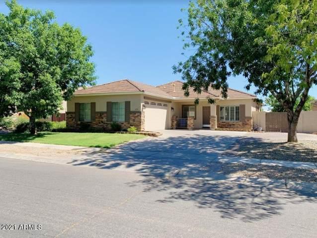 4130 E Blue Sage Road, Gilbert, AZ 85297 (MLS #6250320) :: Yost Realty Group at RE/MAX Casa Grande