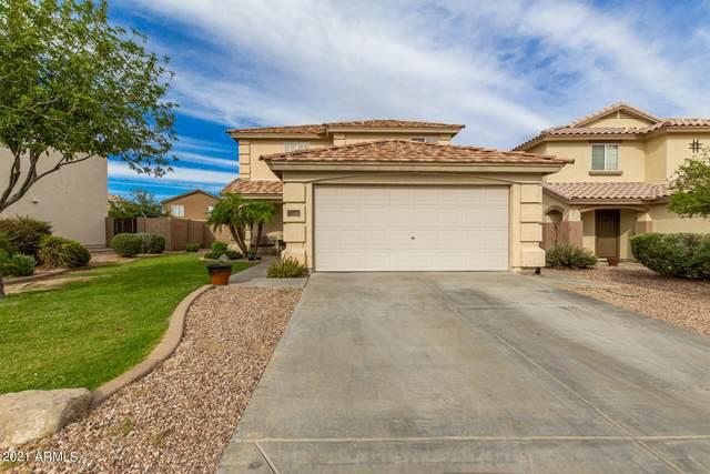167 S 223RD Drive, Buckeye, AZ 85326 (MLS #6250322) :: Conway Real Estate