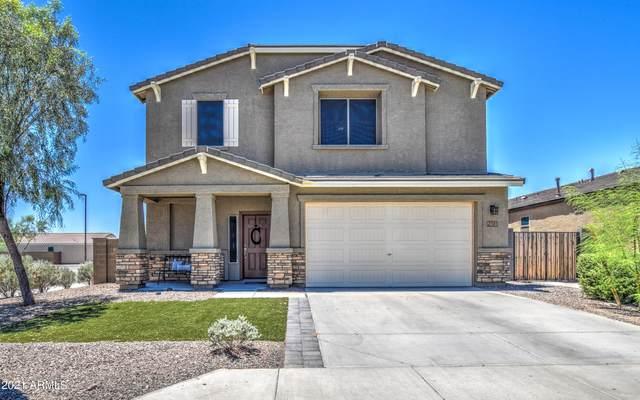 21381 W Hubbell Street, Buckeye, AZ 85396 (MLS #6250335) :: Zolin Group