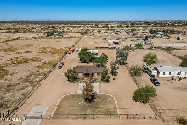 28006 N 239TH Avenue, Wittmann, AZ 85361 (MLS #6250347) :: CANAM Realty Group