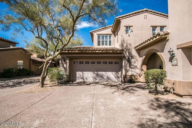 20802 N Grayhawk Drive N #1071, Scottsdale, AZ 85255 (MLS #6250352) :: Zolin Group