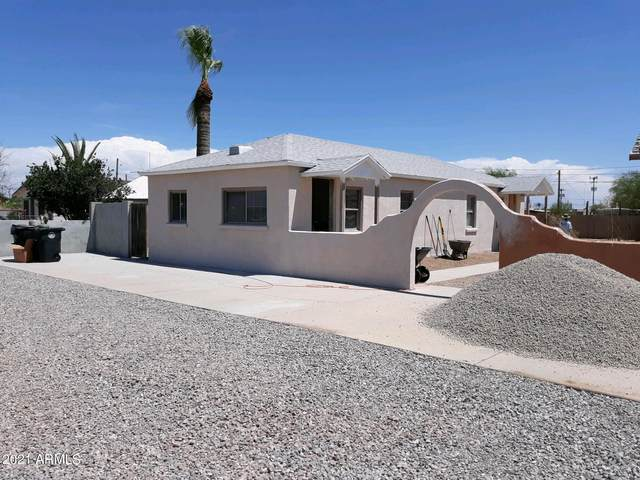 143 W Pima Avenue, Coolidge, AZ 85128 (MLS #6250362) :: Zolin Group