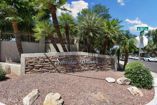 1329 N 84TH Place #5, Scottsdale, AZ 85257 (MLS #6250369) :: The Riddle Group