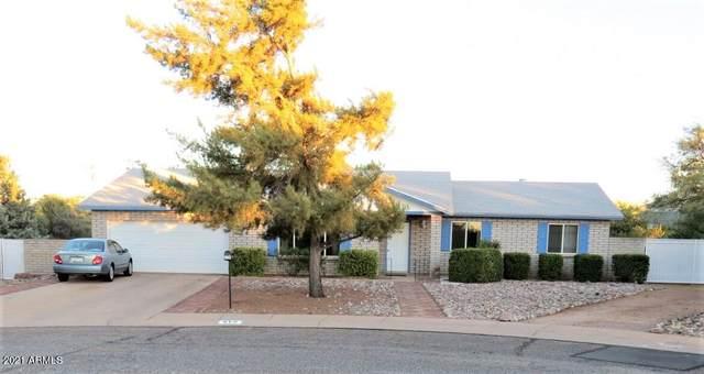960 Ashley Place, Sierra Vista, AZ 85635 (MLS #6250372) :: The Carin Nguyen Team