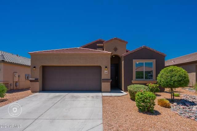 23691 W Ripple Road, Buckeye, AZ 85326 (MLS #6250399) :: Conway Real Estate