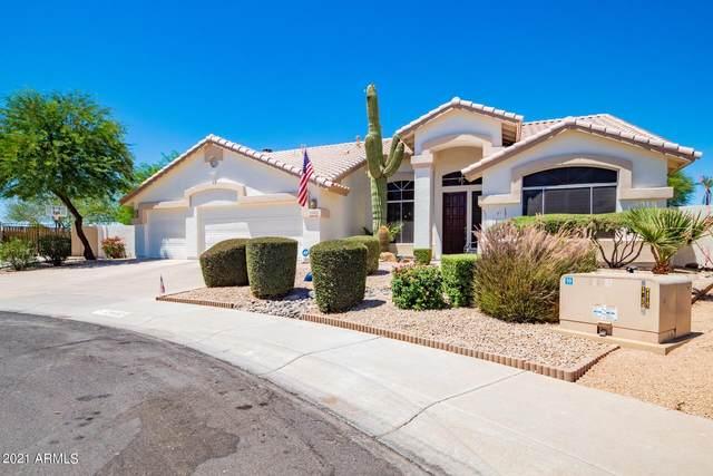 13432 W Cypress Street, Goodyear, AZ 85395 (MLS #6250415) :: The Luna Team