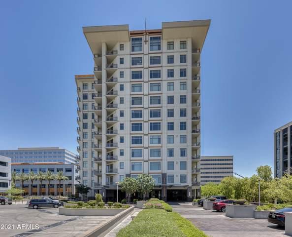 2211 E Camelback Road #106, Phoenix, AZ 85016 (MLS #6250438) :: Long Realty West Valley
