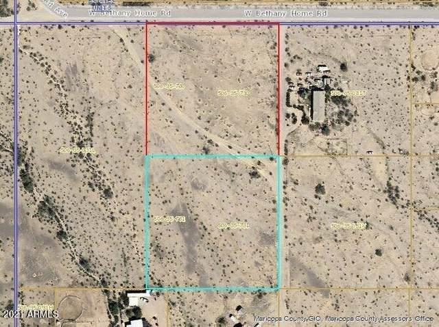 0 W Bethany Home Road, Tonopah, AZ 85354 (MLS #6250452) :: Selling AZ Homes Team