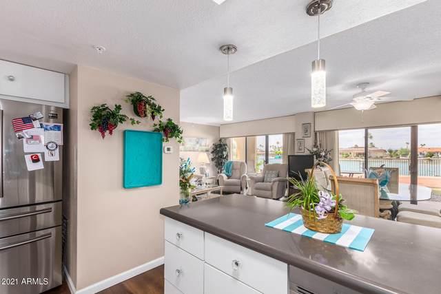 10330 W Thunderbird Boulevard C112, Sun City, AZ 85351 (MLS #6250460) :: Lucido Agency