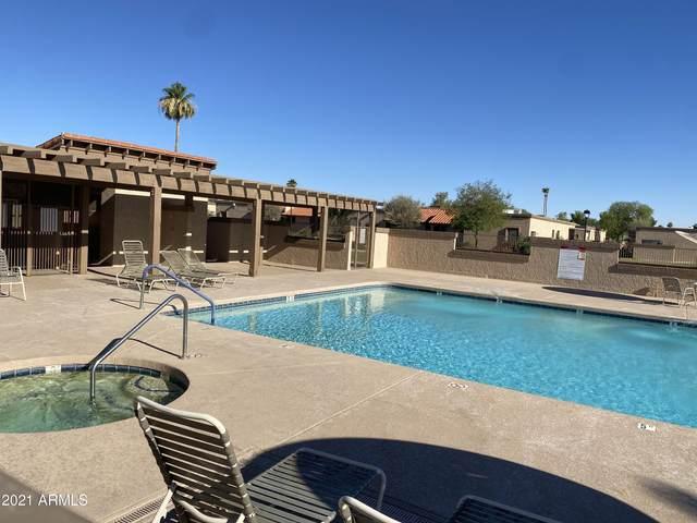 93 N Cooper Road #38, Chandler, AZ 85225 (MLS #6250461) :: Lucido Agency