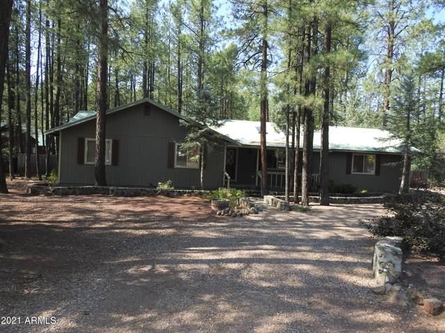 7945 White Oak Road, Pinetop, AZ 85935 (#6250474) :: AZ Power Team