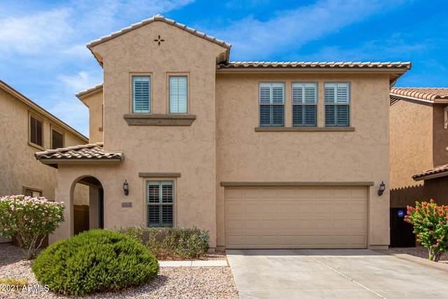 2107 W Marconi Avenue, Phoenix, AZ 85023 (MLS #6250475) :: Long Realty West Valley