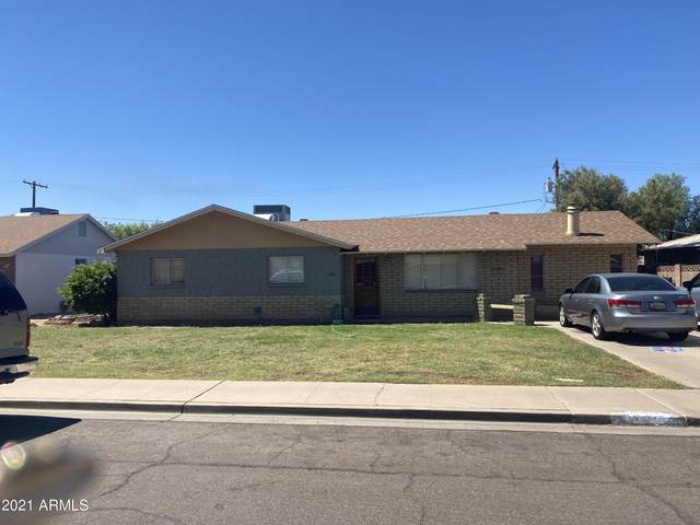 509 W 3RD Place, Mesa, AZ 85201 (MLS #6250481) :: Conway Real Estate