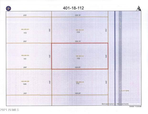 0 S 535th Avenue, Tonopah, AZ 85354 (MLS #6250500) :: Elite Home Advisors