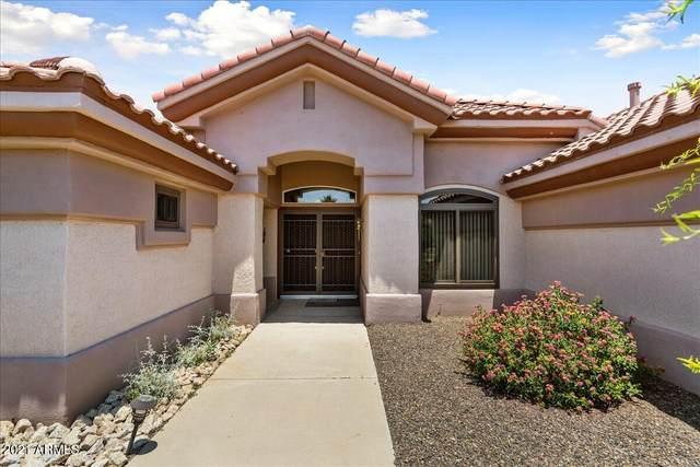 13402 W Crown Ridge Drive, Sun City West, AZ 85375 (MLS #6250502) :: Yost Realty Group at RE/MAX Casa Grande