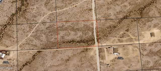 0 S 185th Avenue, Buckeye, AZ 85326 (MLS #6250522) :: Conway Real Estate