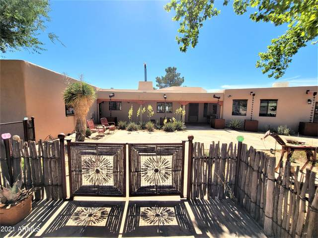 1884 S Middlemarch Road, Pearce, AZ 85625 (MLS #6250536) :: Long Realty West Valley