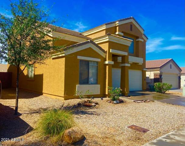 8525 W Cordes Road, Tolleson, AZ 85353 (MLS #6250552) :: Yost Realty Group at RE/MAX Casa Grande