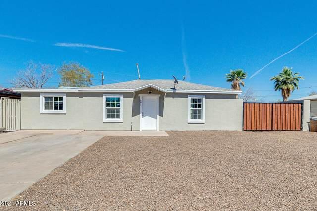 21 S 28TH Avenue, Phoenix, AZ 85009 (MLS #6250573) :: Midland Real Estate Alliance