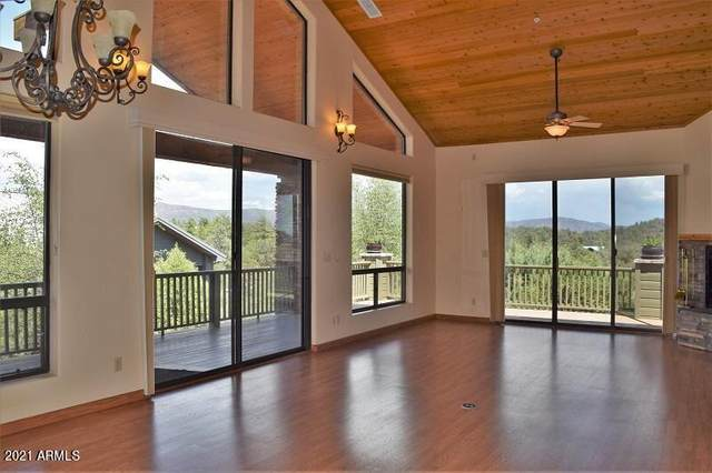 904 N Scenic Drive, Payson, AZ 85541 (MLS #6250576) :: Long Realty West Valley