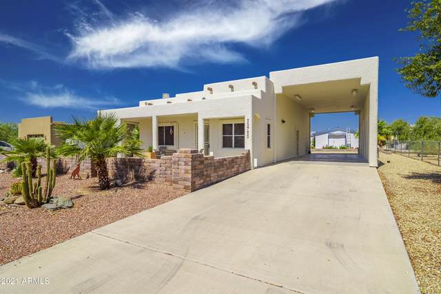 30760 S Vagabond Trail #198, Congress, AZ 85332 (MLS #6250595) :: Power Realty Group Model Home Center